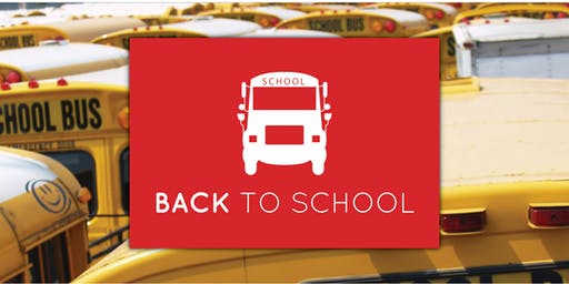 Friends & Family Week - Back to School Bash