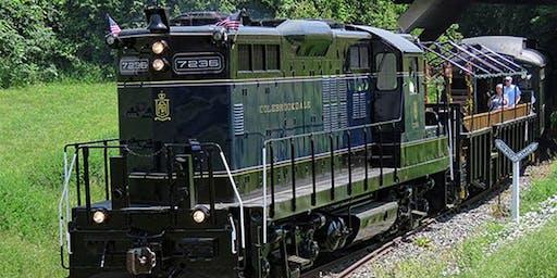 Bus Trip: Colebrookdale Railroad