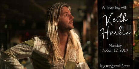 An Evening with Keith Harkin tickets