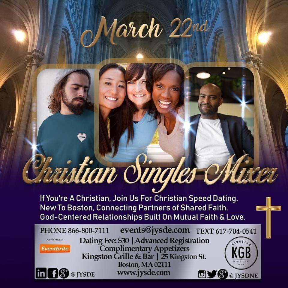 3/22 Christian Speed Dating #christian #singl