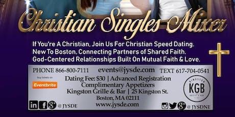christian connection speed dating venskabshastighed dating spørgsmål