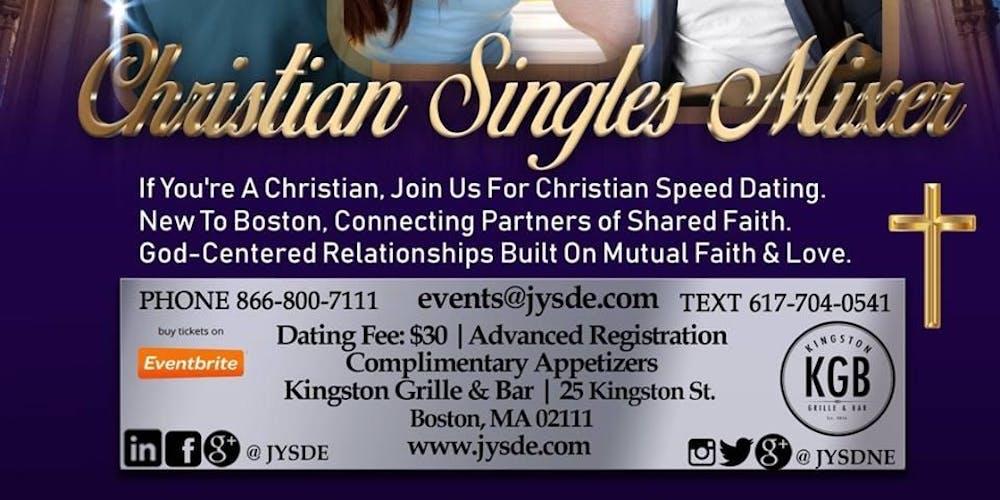 christian speed dating