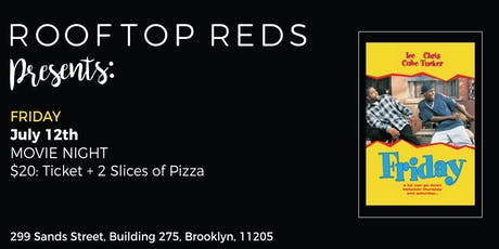 Rooftop Reds Presents: Friday tickets
