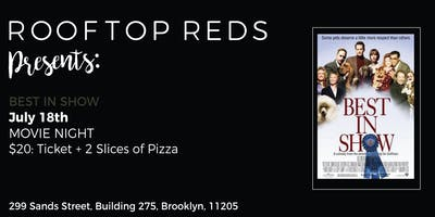 Rooftop Reds Presents: Best in Show