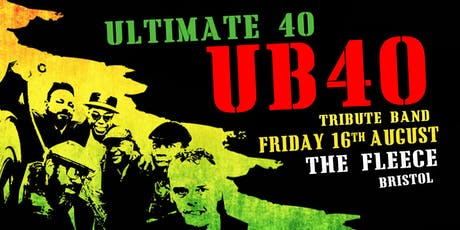 Ultimate 40 - a tribute to UB40 tickets
