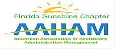 AAHAM  Florida Sunshine Chapter   logo