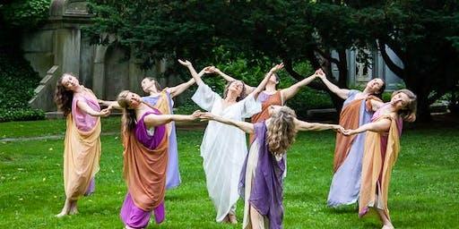 Dances of the Spirit: The Works of Isadora Duncan at Mount Auburn