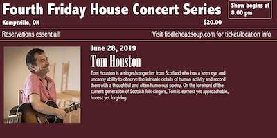 Fourth Friday Concert Series presents Tom Houston