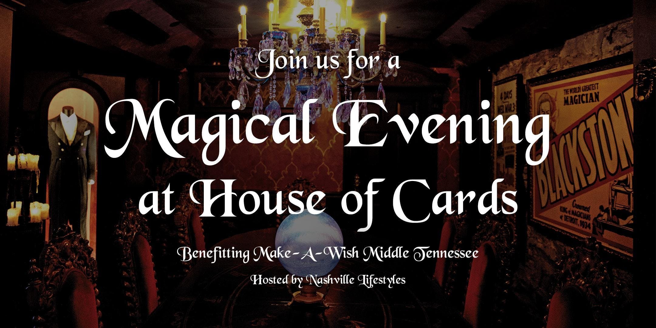 Nashville Lifestyles Presents: A Magical Even