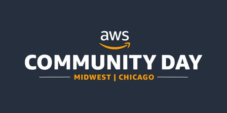 AWS Community Day Midwest 2019 tickets