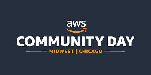 AWS Community Day Midwest 2019