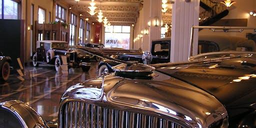 Indiana Automotive Auburn Tour