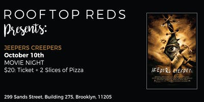 Rooftop+Reds+Presents%3A+Jeepers+Creepers