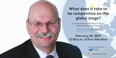 What does it take to be competitive on the global stage?