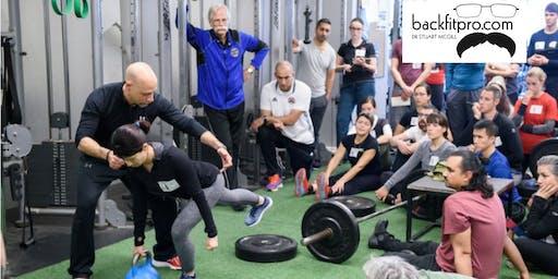 Cardiff McGill Method Trainers Weekend