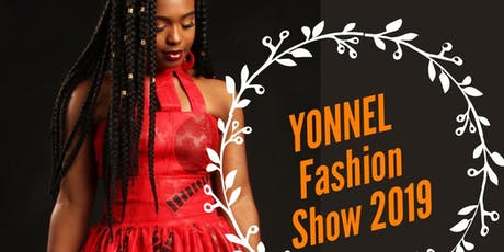The Yonnel Fashion Show 2019 tickets