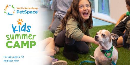 Annenberg PetSpace Kids Summer Camp