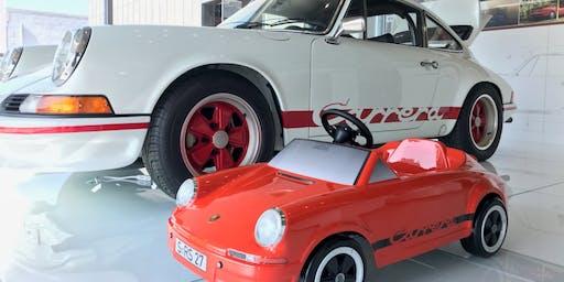 Porsche Monterey Classic Partner Party