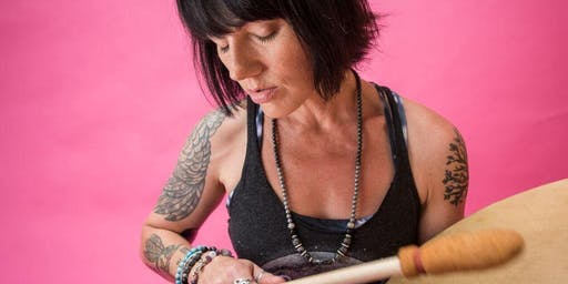 Sound Bath: Shamanic Healing & Chakra Balancing