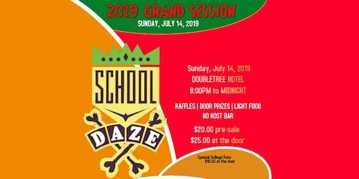 School Daze Dance benefiting GSGC Scholarship