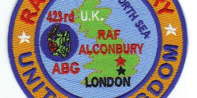 RAF ALCONBURY REUNION T SHIRT