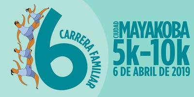 Sexta Carrera Familiar ciudad Mayakoba