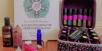 Reducing Stress & Anxiety using Essential Oils