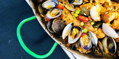 The Paella Dinner Party