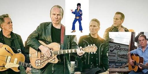 Blasters with Supersuckers, Wayne Hancock & Clownvis Presley MC