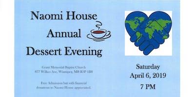 Naomi House Annual Dessert Evening