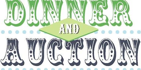 Organic Gathering Silent Auction Fundraiser Dinner tickets