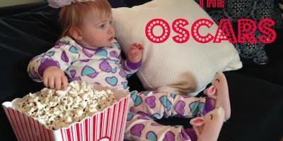 Oscar Viewing PJ Party!