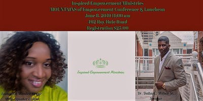 Mountains of Empowerment Christian Conference & Luncheon