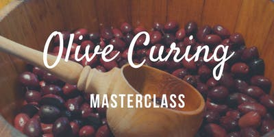 Olive Curing MasterClass
