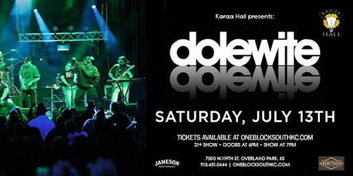 dolewite LIVE at Kanza Hall
