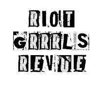 Riot Grrrls Revue  logo