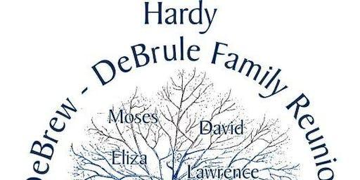 Debrew/Debrule Family Reunion 2019