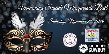 Unmasking Suicide Masquerade Ball tickets