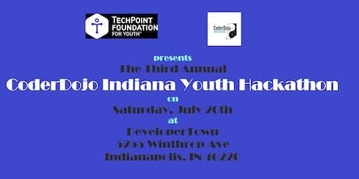 Third Annual CoderDojo Indiana Youth Hackathon