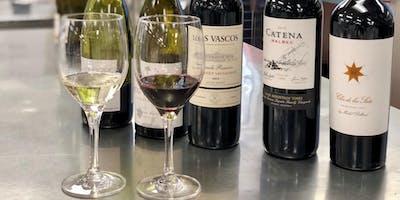 Wine Essentials: Classic World Wine Tour