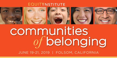 Equity Institute tickets
