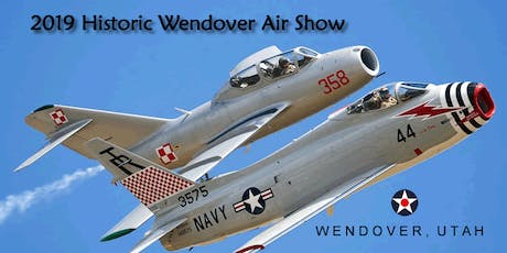 2019 Historic Wendover Airfield - Air Show tickets