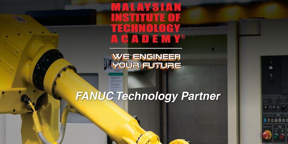 FANUC - Robotics Programming and Simulation for Industrial Internet