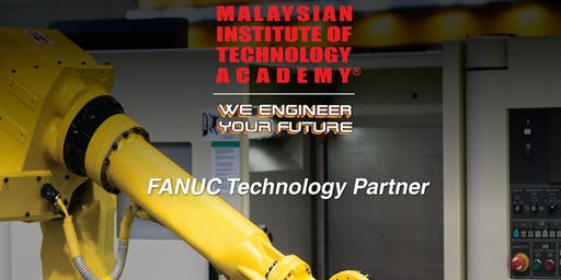 FANUC - Robotics Programming and Simulation for Industrial Internet of Things (IIOT)