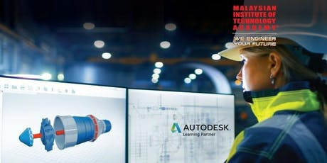 AUTODESK INVENTOR WITH ADDITIVE MANUFACTURING tickets