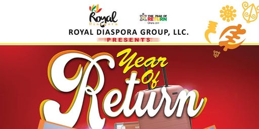 2019 The Year of Return: Return to Our Royal Roots