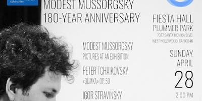 Vladimir Khomyakov Piano Recital