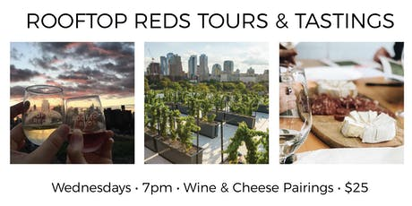 Rooftop Reds Tours & Tastings tickets