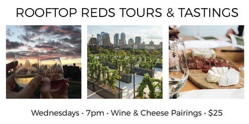 Rooftop Reds Tours & Tastings