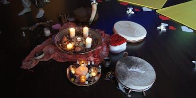 Samhain - keltisches Jahreskreisfest (All Hallos Eve) Sommerende